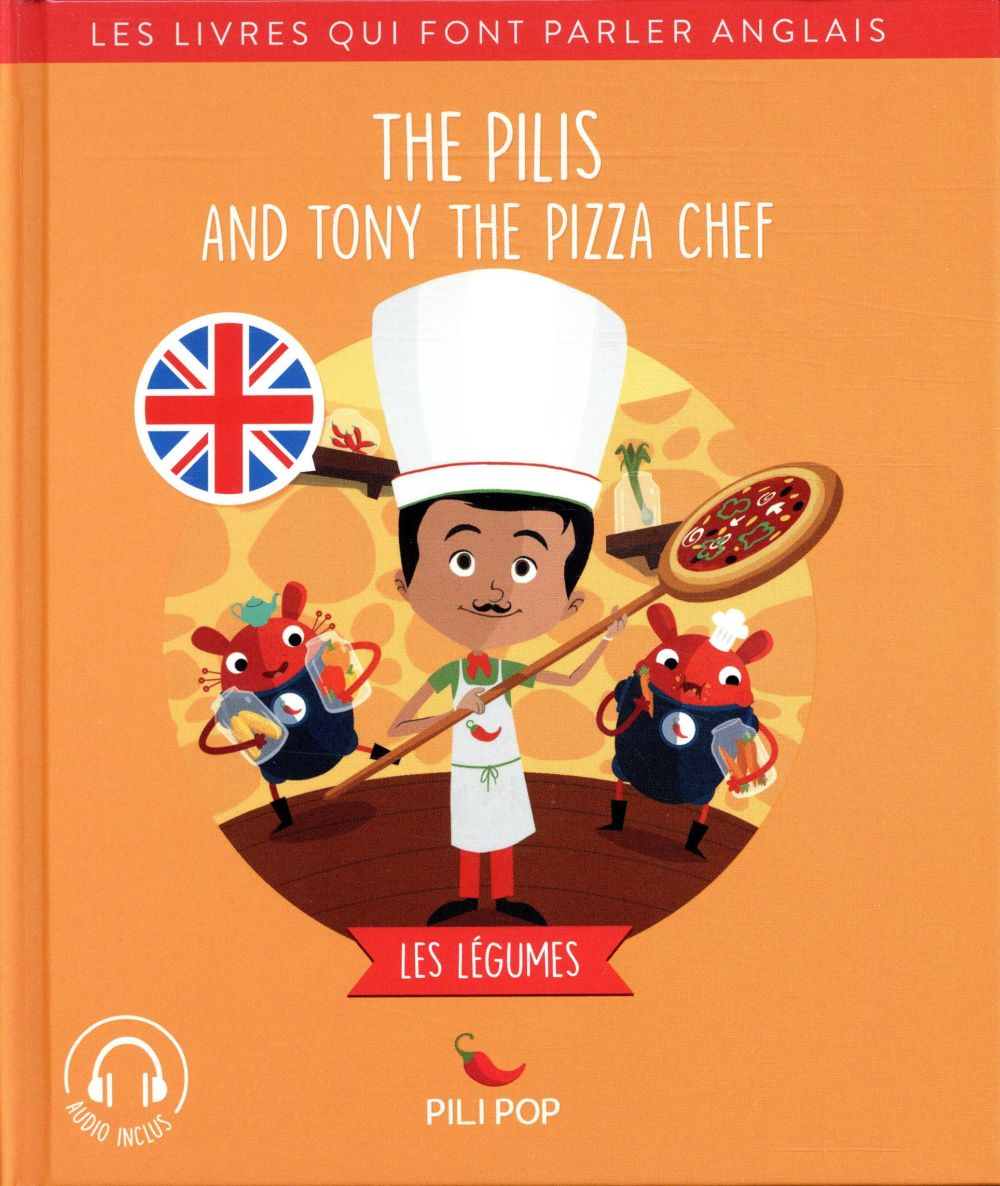 THE PILIS AND TONY THE PIZZA CHEF